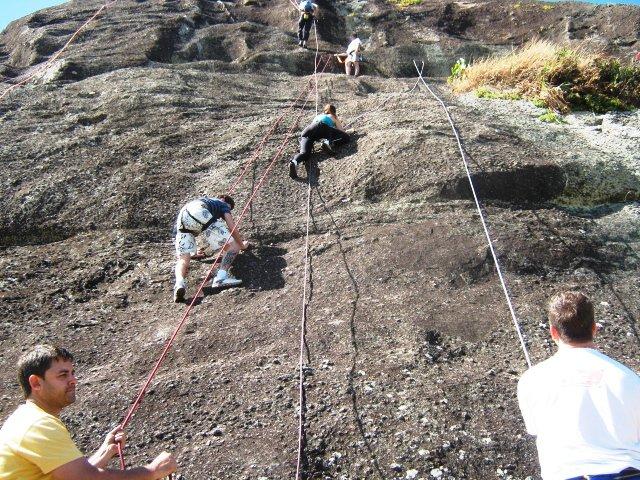 pedra bela escalada