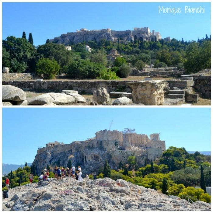 Conhecendo a Acrópole de Atenas
