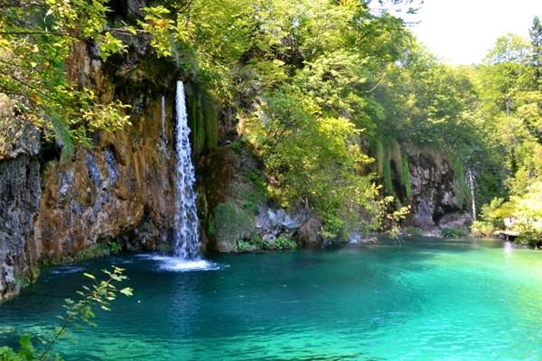 Cachoeiras do Lago Plitvice