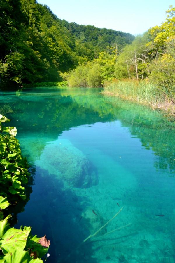 trilha lagos plitvice