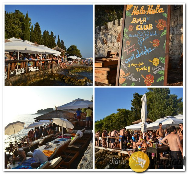 Sunset Bar Hula-Hula CROACIA