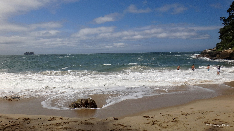 Praia do Eden Guraujá