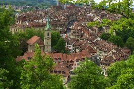 o que fazer em berna suiça