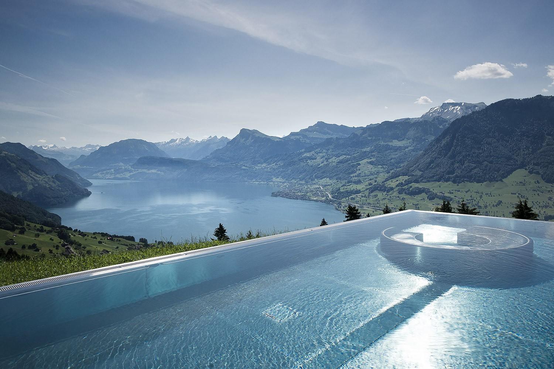 hotel vila honegg suiça lucerne