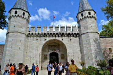 Palacio Topkapi Istambul
