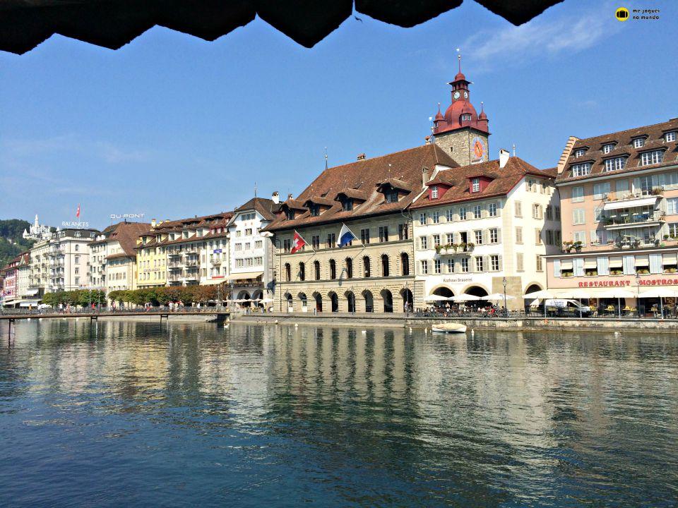 pontos turísticos lucerne suiçA