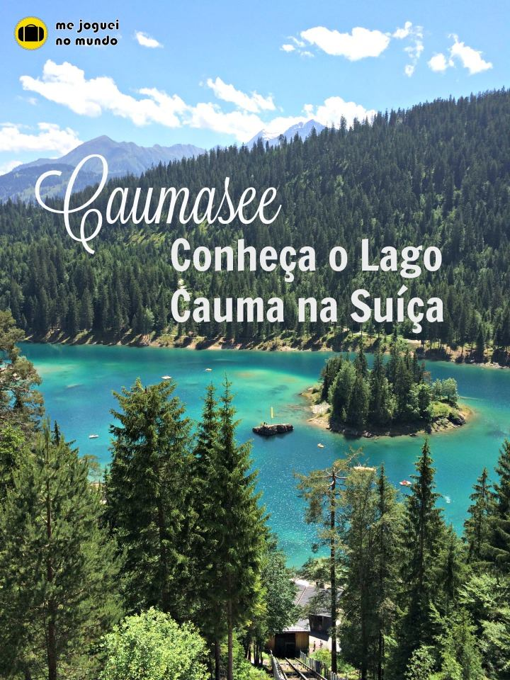 lago cauma suiça