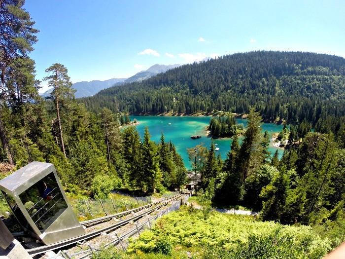 lago caumasee suíça