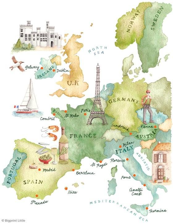dicas europa