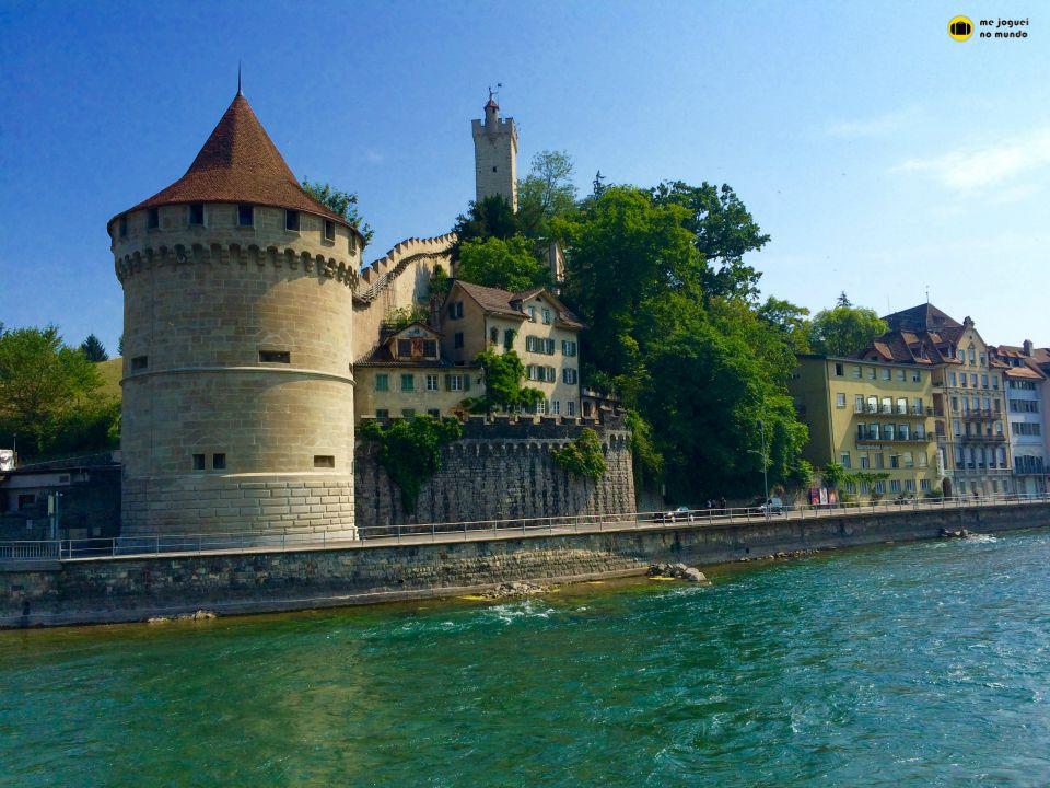 muralha de Lucerne
