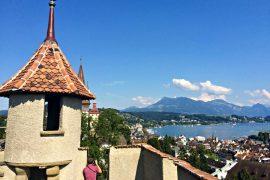 torres medievais lucerna suiça