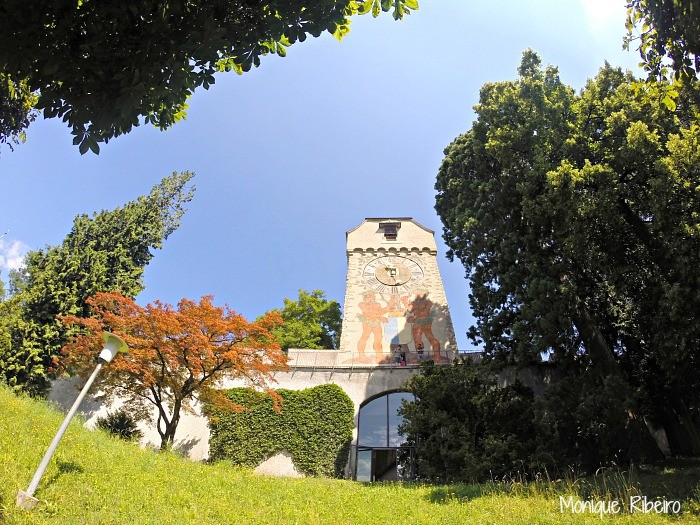 lucerne o que visitar torre museggmauer