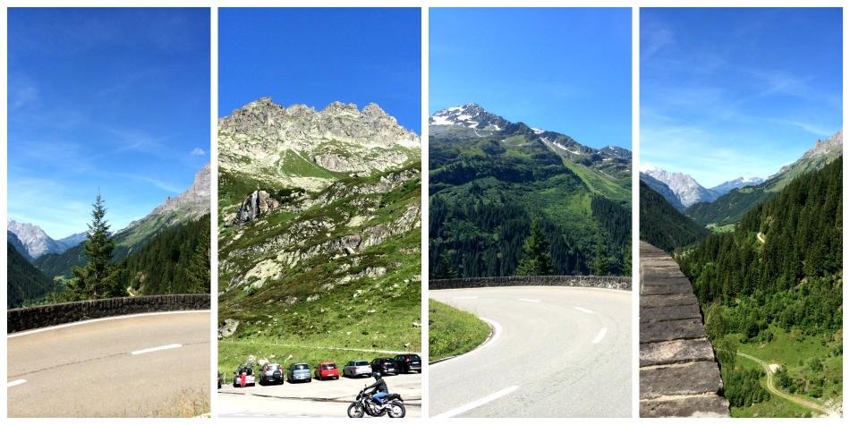 estradas alpes suiça
