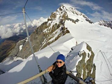 jungfraujoch suíça topo da europa