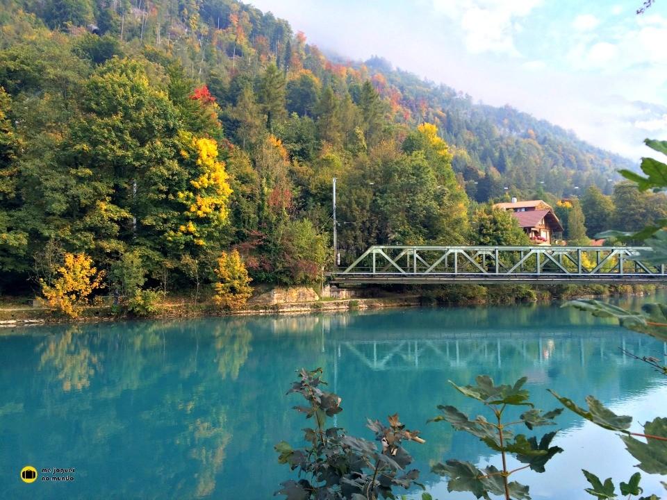 interlaken outono suiça