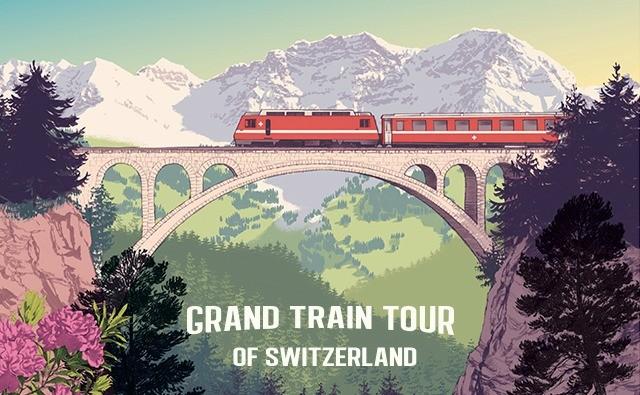 grand-tour-da-suiça-trem