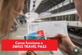 Como funciona swiss travel pass