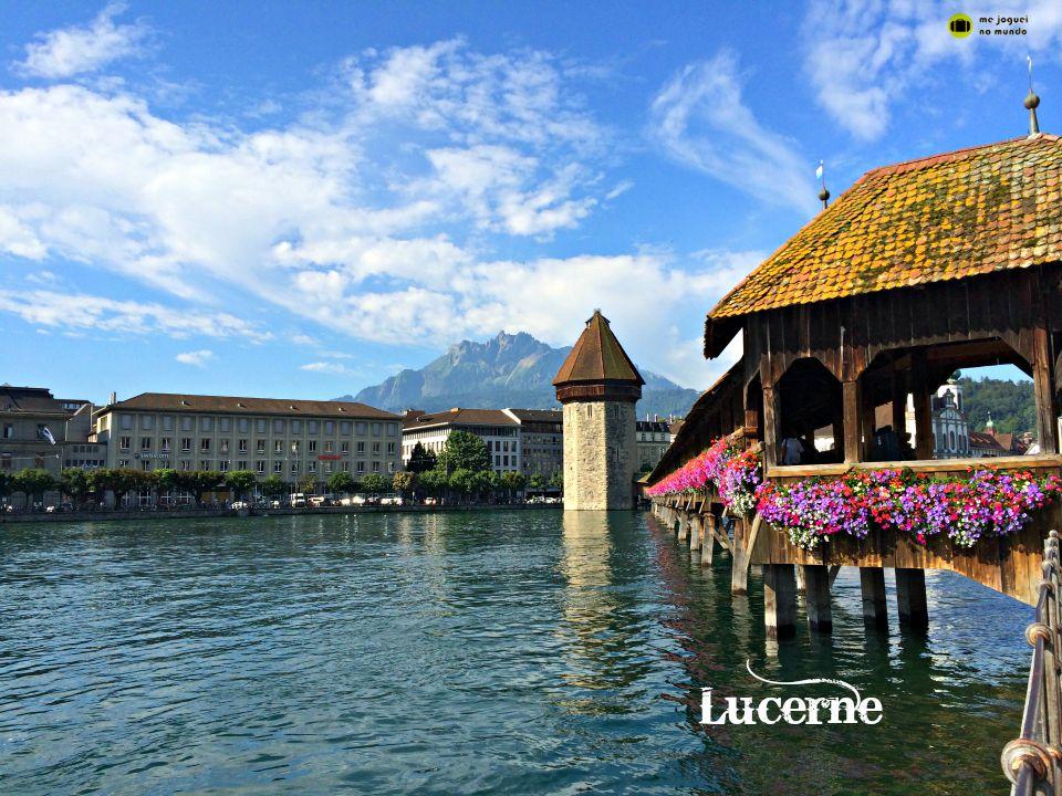 cidade de lucerne suica