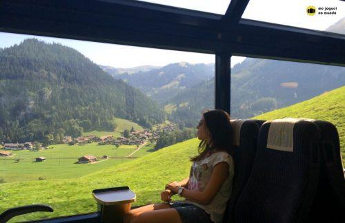 trem panorâmico golden pass panoramic