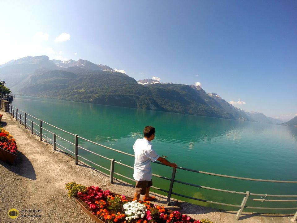 lago brienz interlaken