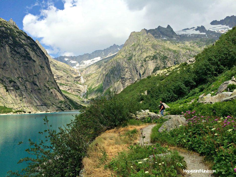 paisagens suiça grimselwelt