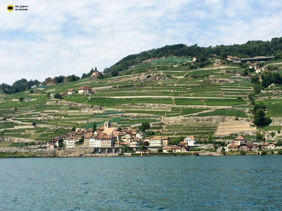 passeio de barco lago genebra lavaux