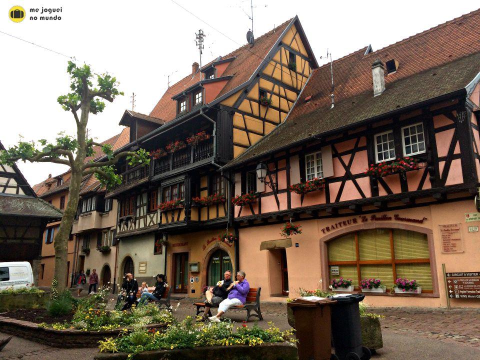 vila eguisheim rota do vinho alsacia