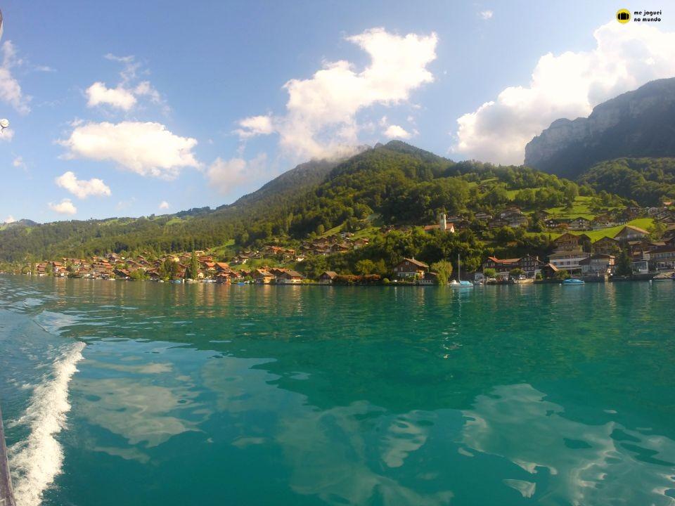 lago de thun interlaken suiça
