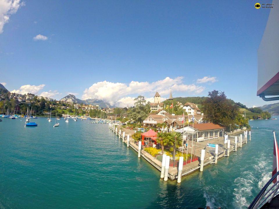 paisagens lago de thun interlaken