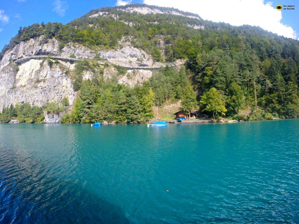 lago de thun passeio de barco