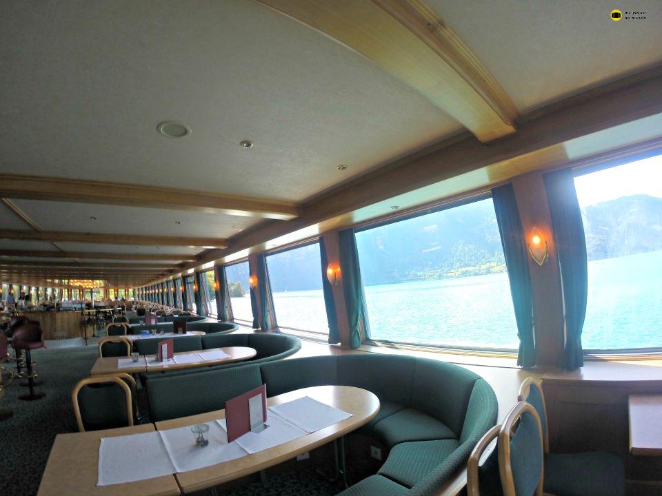 barco restaurante suiça