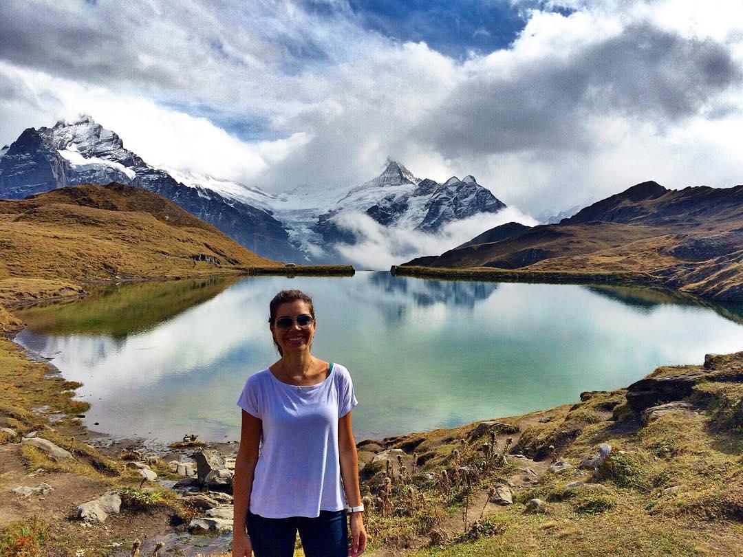 lago bachalpsee suiça