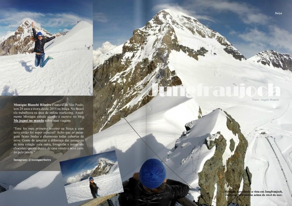 fotos inverno suiça jungfraujoch