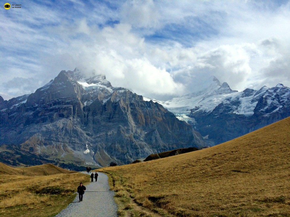 alpes suiços grindelwald