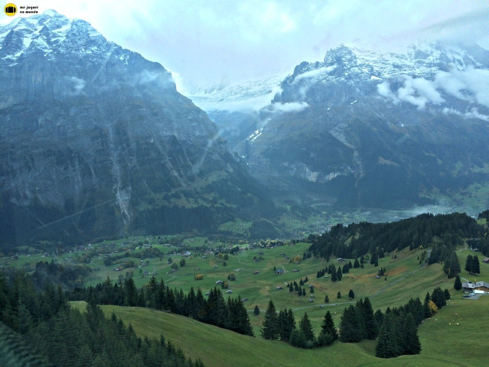 grindelwald first alpes suiços