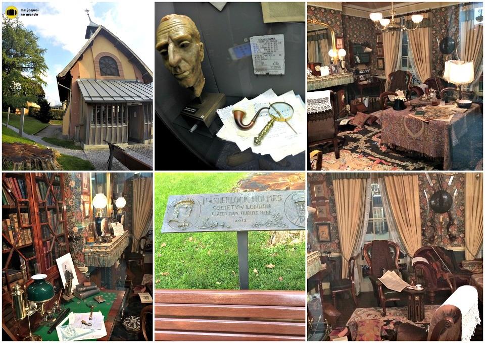 museu sherlock holmes meiringen suiça