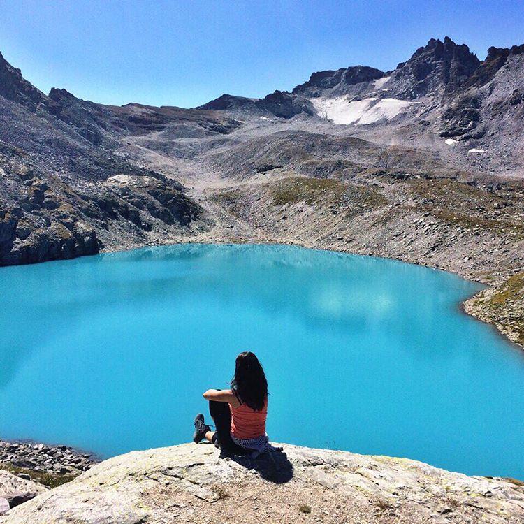 lago azul wildsee suiça