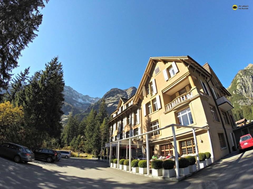 Hotel Handeck grimselwelt suiça