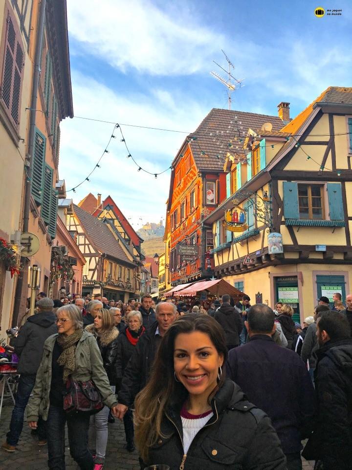 mercado de natal alsacia francesa
