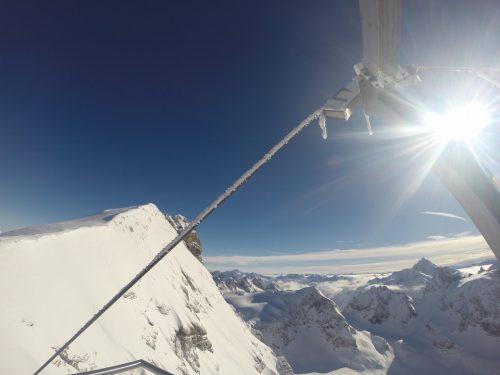 monte titlis suiça
