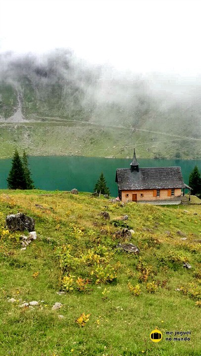 lago bannalp suiça