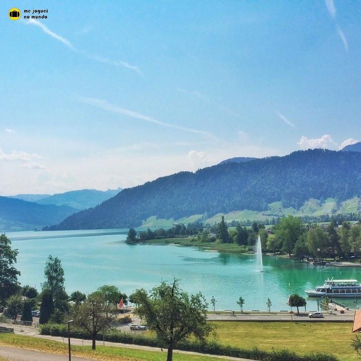 lago aegerisee zug suiça