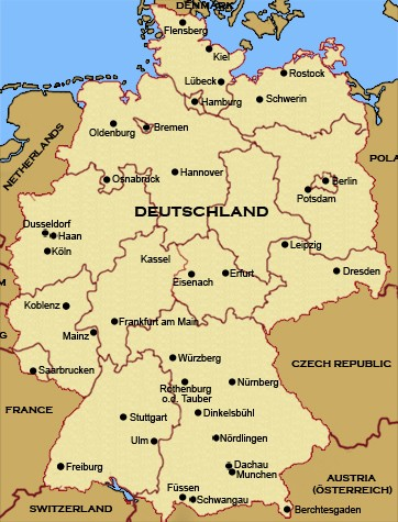 mapa alemanha rothenburg ob der tauber