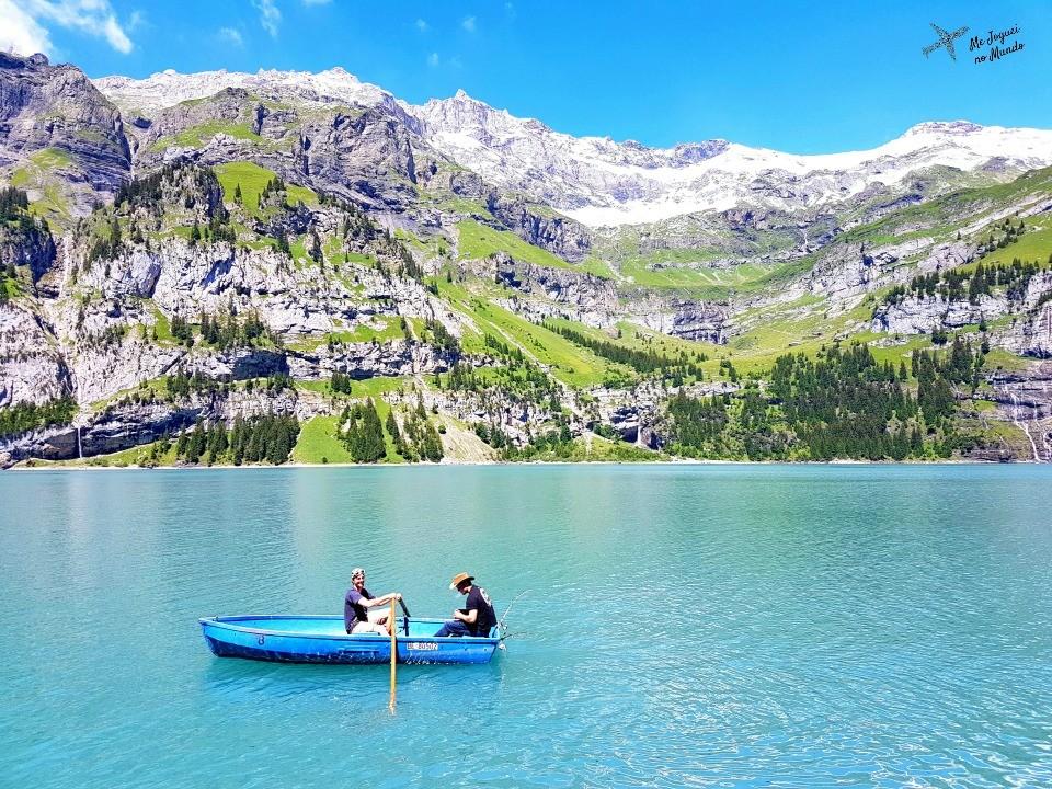 lagos suiçA oeschinensee