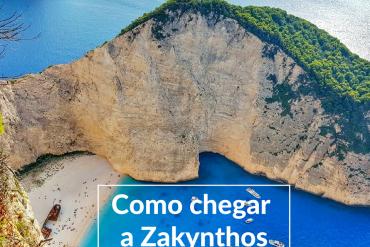 como chegar a zakynthos