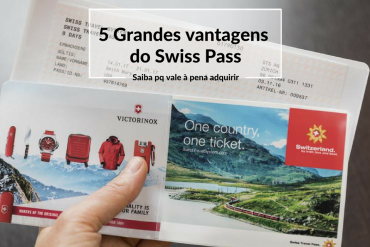 swiss travel pass vantagens