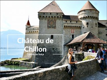 chateau de chillon suiça