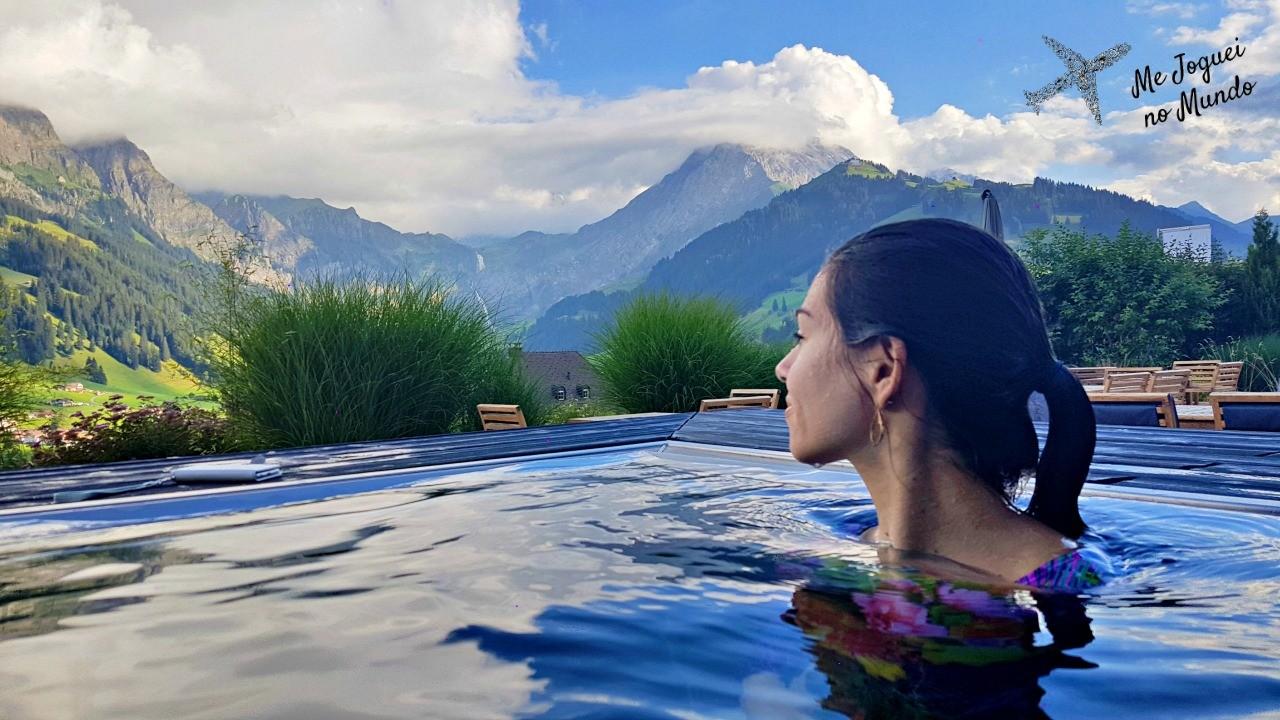 piscina infinita hotel the cambrian