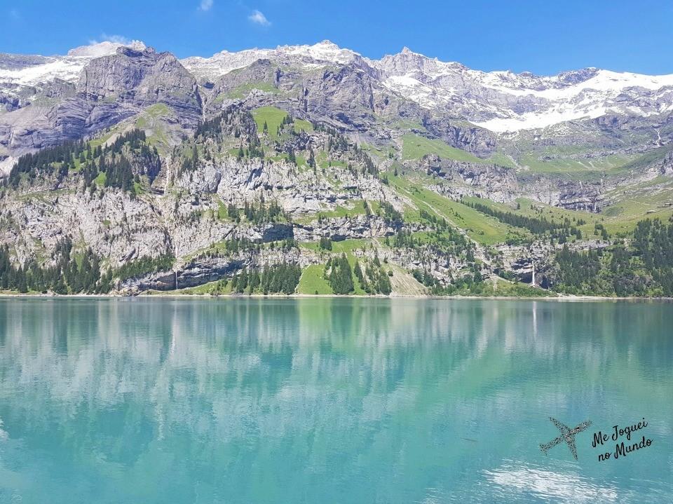 lago oeschinensee suiçA
