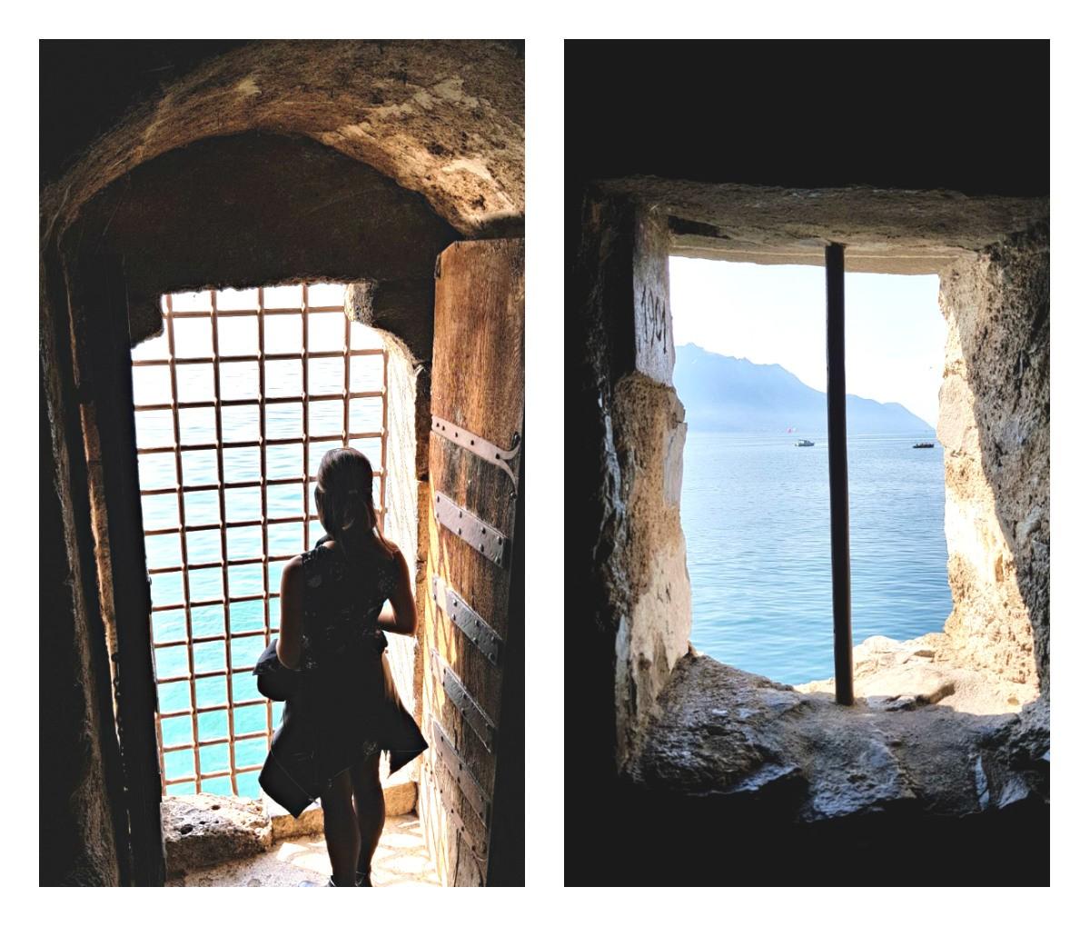 visita château de chillon montreux
